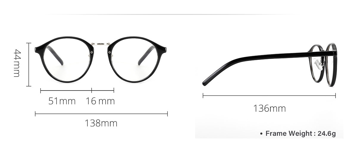 cyxus blue light filter glasses 8065