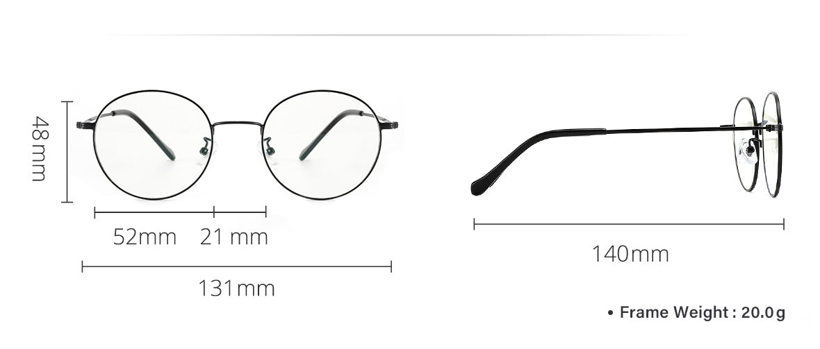 cyxus blue light filter glasses 8090