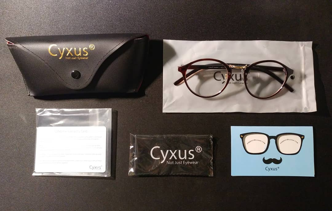 Blue Light Blocking/Filter Computer Glasses Blue Blockers Men Women Cyxus