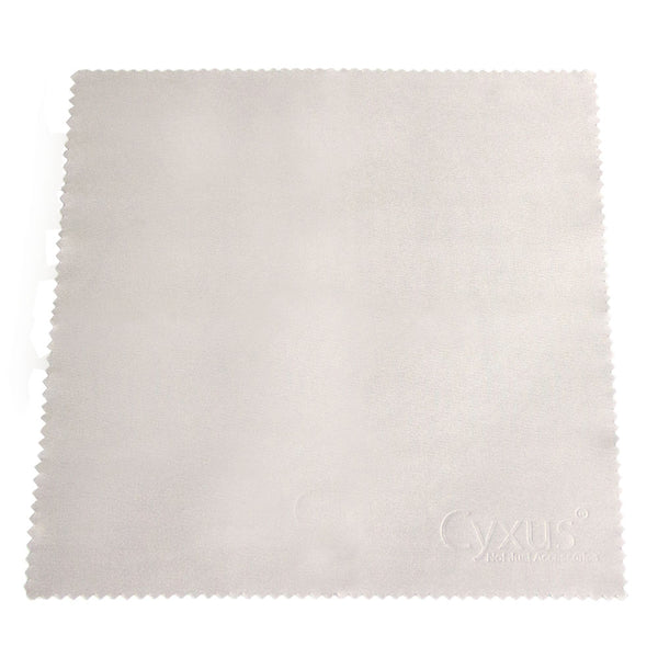 Cleaning Cloth- For Lenses, Glasses, Smartphone, Tablets, TV and Laptop Screen, Watch & Silverware Cleaning Cloth cyxus