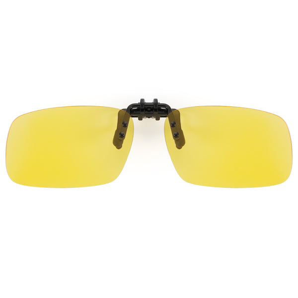 Blue Light Blocking Clip On Glasses 1100Y04 Clip On Computer Glasses cyxus