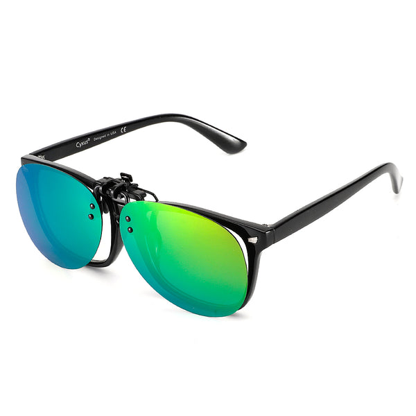 Polarized Clip On Sunglasses 1200 Clip On Sunglasses cyxus