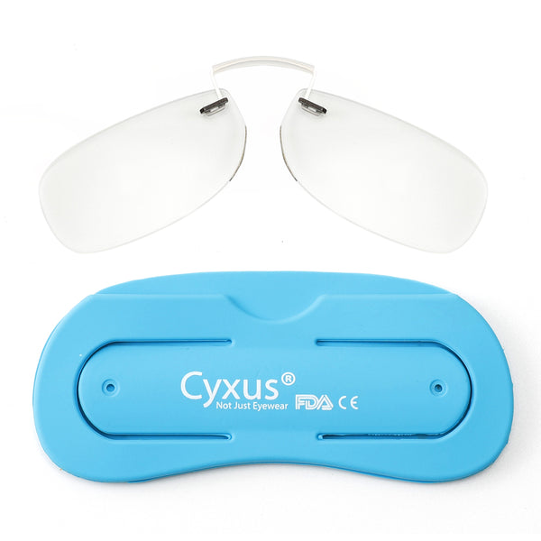 Presbyopia Blue Light Blocking Portable Reading Glasses 2602 Reading Glasses cyxus