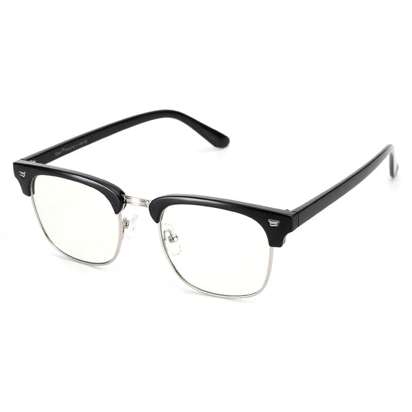 Blue Light Blocking Glasses TR 90 Round Clear Lenses 8057 Computer Glasses cyxus