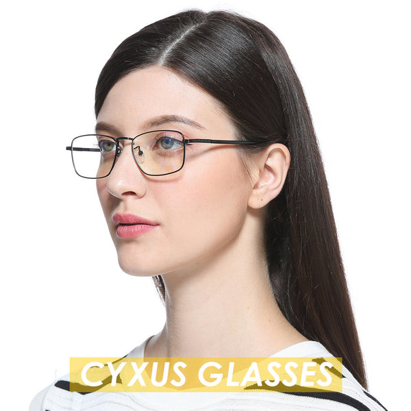 Blue Light Filter Computer Glasses 8752 Computer Glasses cyxus