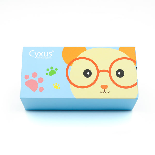 Kid's Glasses Eyeglasses Protective Eyewear Box Case Accessories Sun glasses Original Packaging Glasses Case cyxus