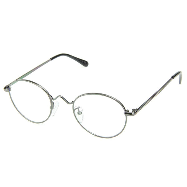 Blue Light Blocking Retro Round Lightweight Computer Glasses for Men Women 8065 Yellow Lenses Computer Glasses cyxus