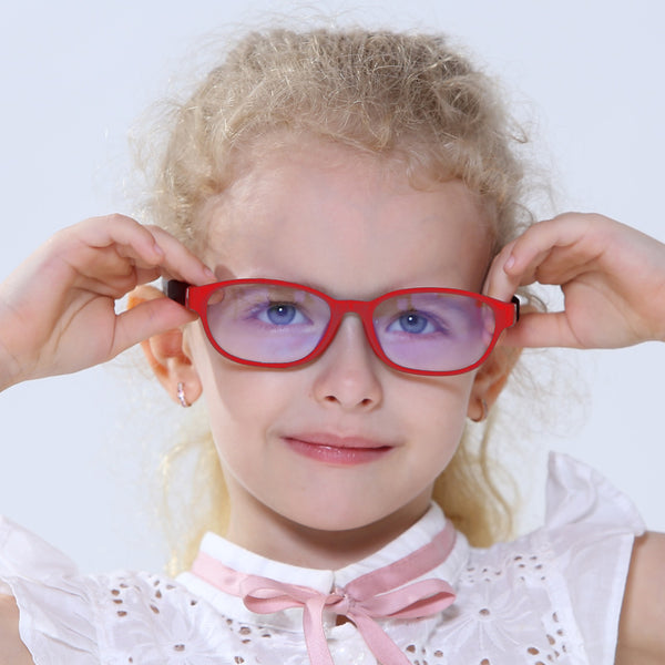 Blue Light Blocking Glasses for Kids 6800 Computer Glasses cyxus