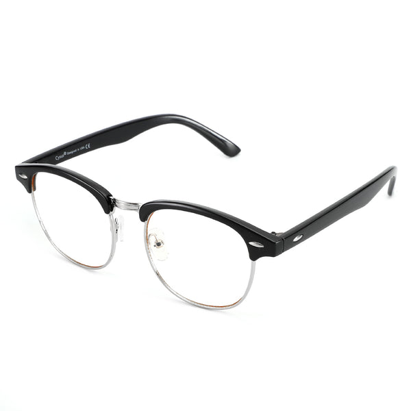 Plain Glasses Non-Blue Light Filter Spike Plain Glasses cyxus