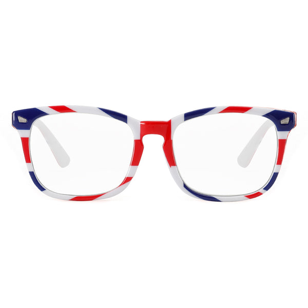 [Limited Edition] Queen's Birthday Souvenir Blue Light Blocking Glasses Wing Computer Glasses cyxus