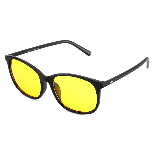 Blue Light Blocking Glasses Square Yellow Lenses 8121 Computer Glasses cyxus