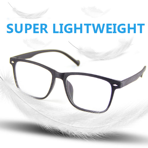 Blue Light Blocking Retro Round Lightweight Computer Glasses for Men Women 8002 Clear Lenses Computer Glasses cyxus