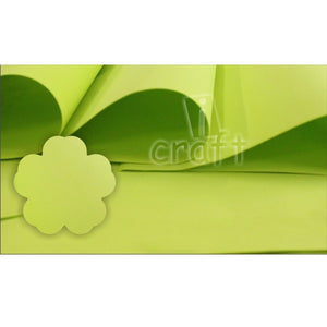 Flower Making Foam - Neon Green