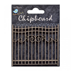 Gate - Chipboard