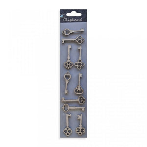 Key Assortment - Chipboard