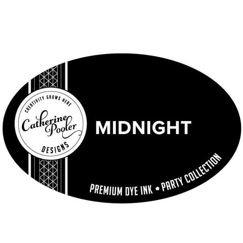 Midnight Ink Pad And Refill - Catherine Pooler