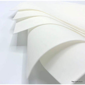 Flower Making Foam - White