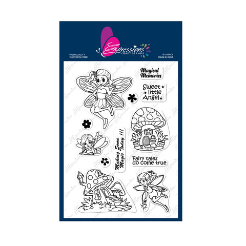 Magical Fairies Stamps