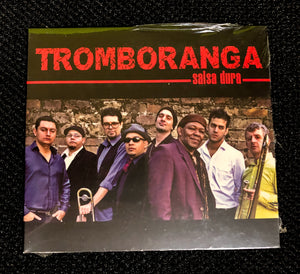 "Tromboranga CD ""Salsa Dura"" - ORIGINAL 1st EDITION !"