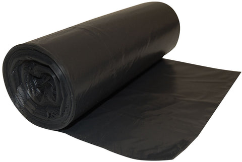 GALAXY HEAVY DUTY BLACK SACKS X 200