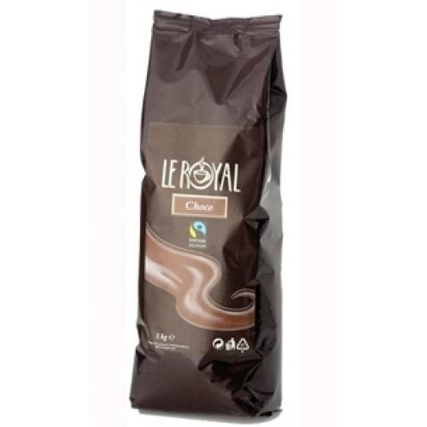 BLUE LE ROYAL HOT CHOCOLATE 10 X 1KG