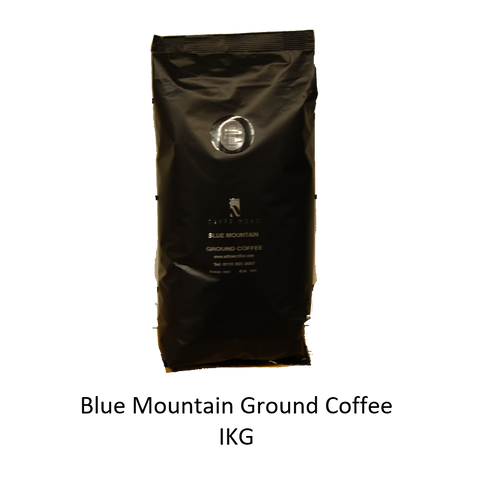 BLUE MOUNTAIN  -  FILTER COFFEE GRIND X 1KG