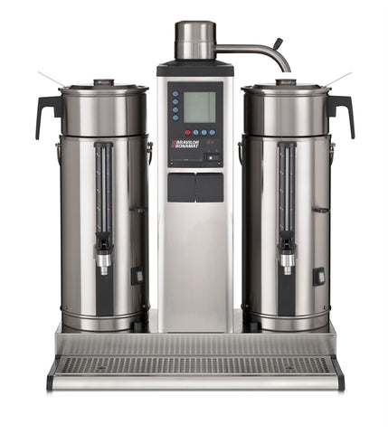 Bravilor B5 HW Bulk Brew Filter Coffee Machine plus Hot Water System