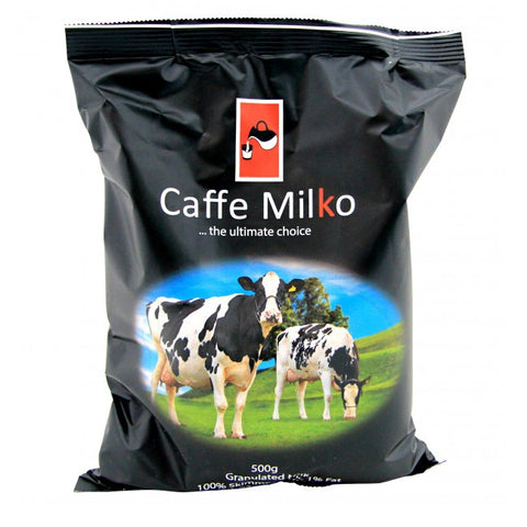 CAFFE MILKO GRANULATED MILK 100% SKIMMED 500G X 10