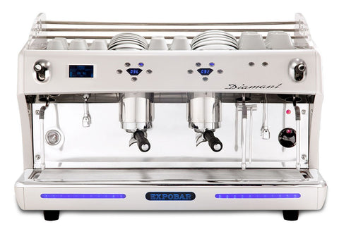 Expobar Diamant PID 2 Group Espresso Machine