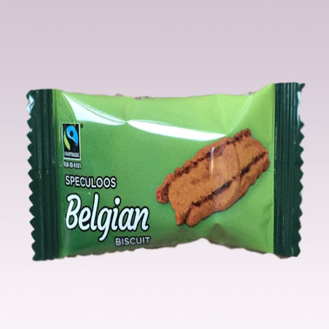FAIRTRADE SPECULOO INDIVIDUAL BISCUITS X 300