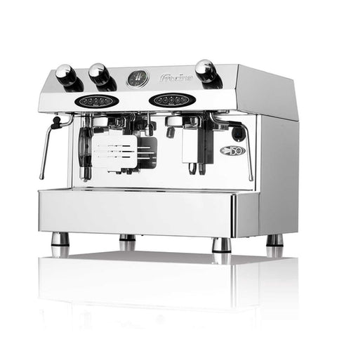 Fracino Contempo Fully Electronic 2 Group Espresso Machine