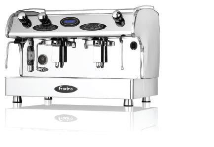 Fracino Romano FR2E Fully Electronic 2 Group Espresso Machine
