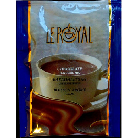 LE ROYAL CHOCOLATE SACHETS 25G X 100
