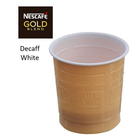 GOLD BLEND DECAFF WHITE 73MM X 25