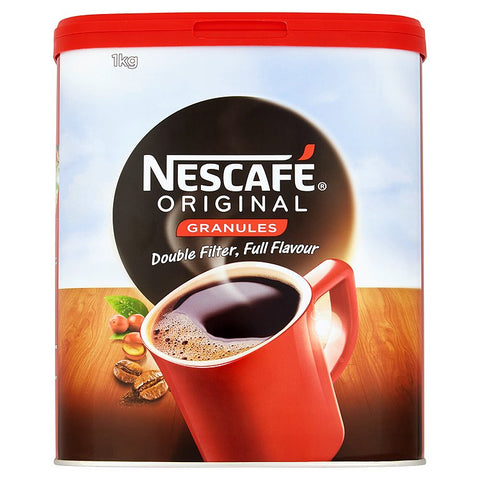 NESCAFE ORIGINAL INSTANT COFFEE 1KG