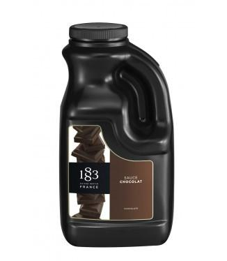 ROUTIN DARK CHOCOLATE SAUCE X 1.89LT