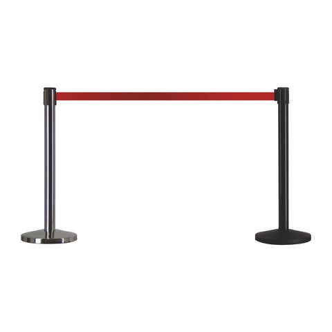 QUEUE BELT BARRIER & SINGLE POST