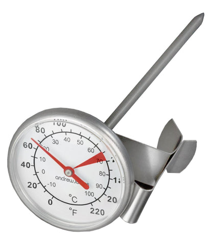 SMALL MILK ESPRESSO THERMOMETER