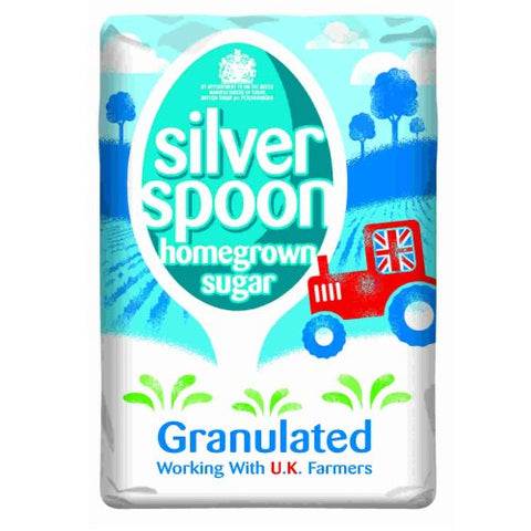 GRANULATED SUGAR BAG 1KG
