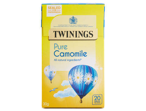 TWININGS CAMOMILE ENVELOPE TEA X 20