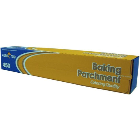 BAKING PARCHMENT NON-STICK  450 MM X 75MT