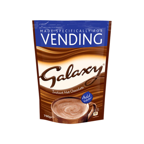 GALAXY INSTANT HOT CHOCOLATE 750G