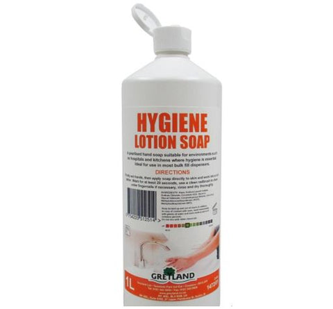 HYGIENE LOTION SOAP 1L