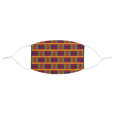 Afrika Kente Fabric Face Mask (Reuseable)