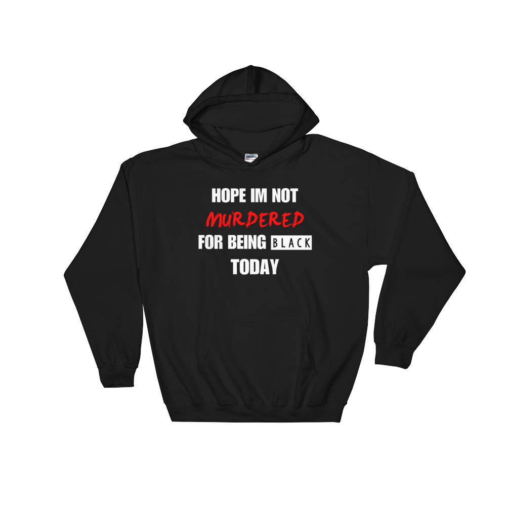 For Being Black Hoodie