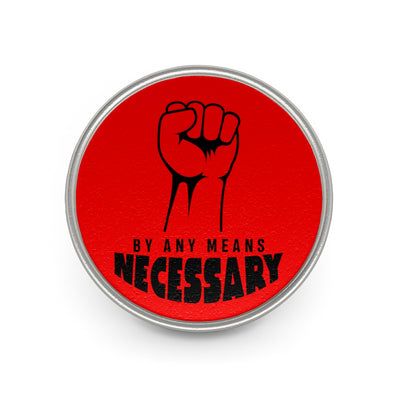 By Any Means Necessary Pin