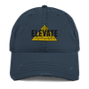 Distressed Elevate Hat