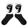White LongLiveThePpl Socks