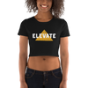 Women's Cropped Elevate Tee