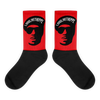 Red LongLiveThePpl Socks